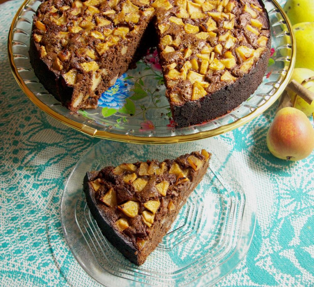 Pirni-šokolaadikook